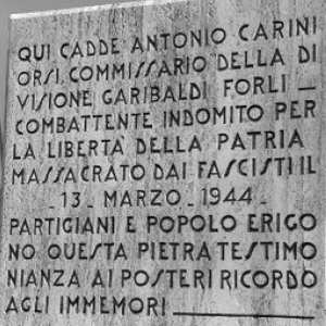 Il faro, luogo di infamia. La storia di Antonio Carini